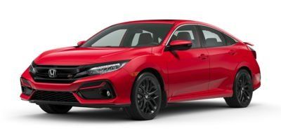 2020 Honda Civic Si Sedan