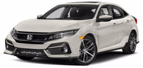 2020 Honda Civic Hatchback Sport Touring